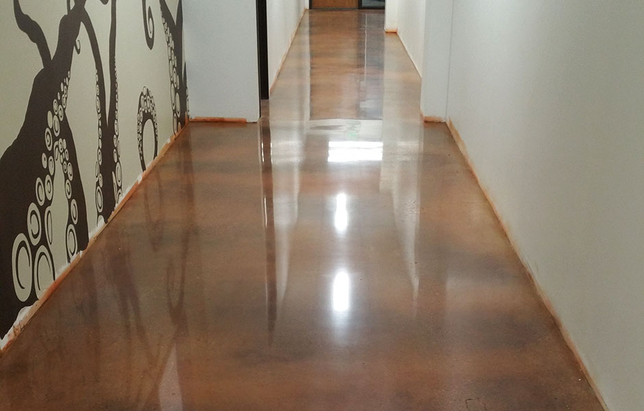 The Levels Of Polished Concrete Custom Concrete Prep And