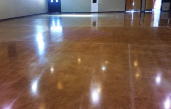 Burnishing Versus Sealing Concrete Custom Prep