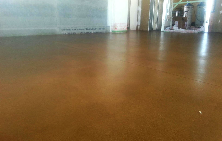 Grind and Seal Custom Concrete Prep and Polish