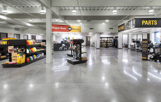 Concrete Flooring Maintenance