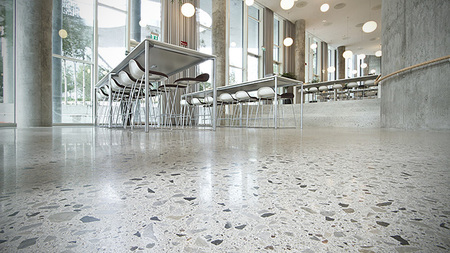 Aggregate Exposure Levels Custom Concrete Prep And Polish