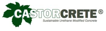 CastorCrete® Urethane Modified Concrete