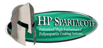 HP Spartacote Polyaspartic Coatings