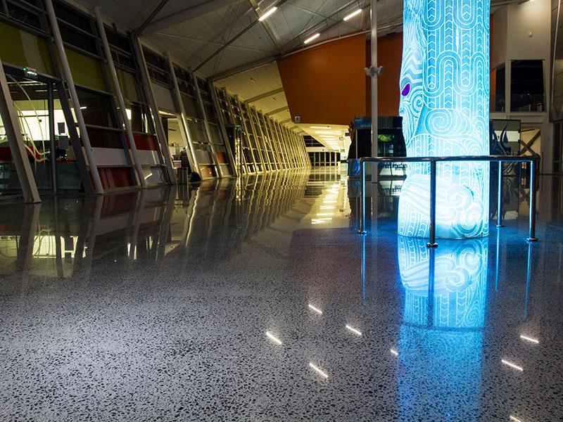 Designing For Custom Concrete Flooring Custom Concrete