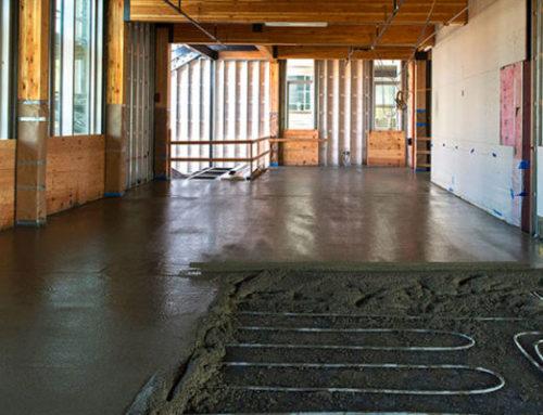 Benefits of Hydronic Radiant Floor Heating