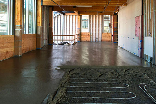 Benefits Of Hydronic Radiant Floor Heating Custom