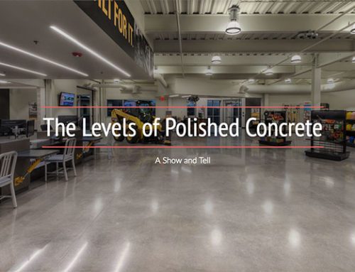 The Levels of Polished Concrete - Custom Concrete Prep and