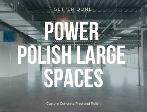 Epoxy, Polyurethane or Polyaspartic Coatings? - Custom Concrete Prep