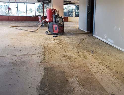 Densifiers Versus Sealers - Custom Concrete Prep and Polish
